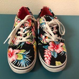 Vans floral print - 6
